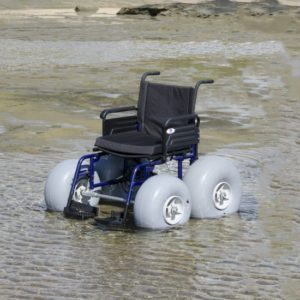 Heartway H9 Beach Manual Wheelchair