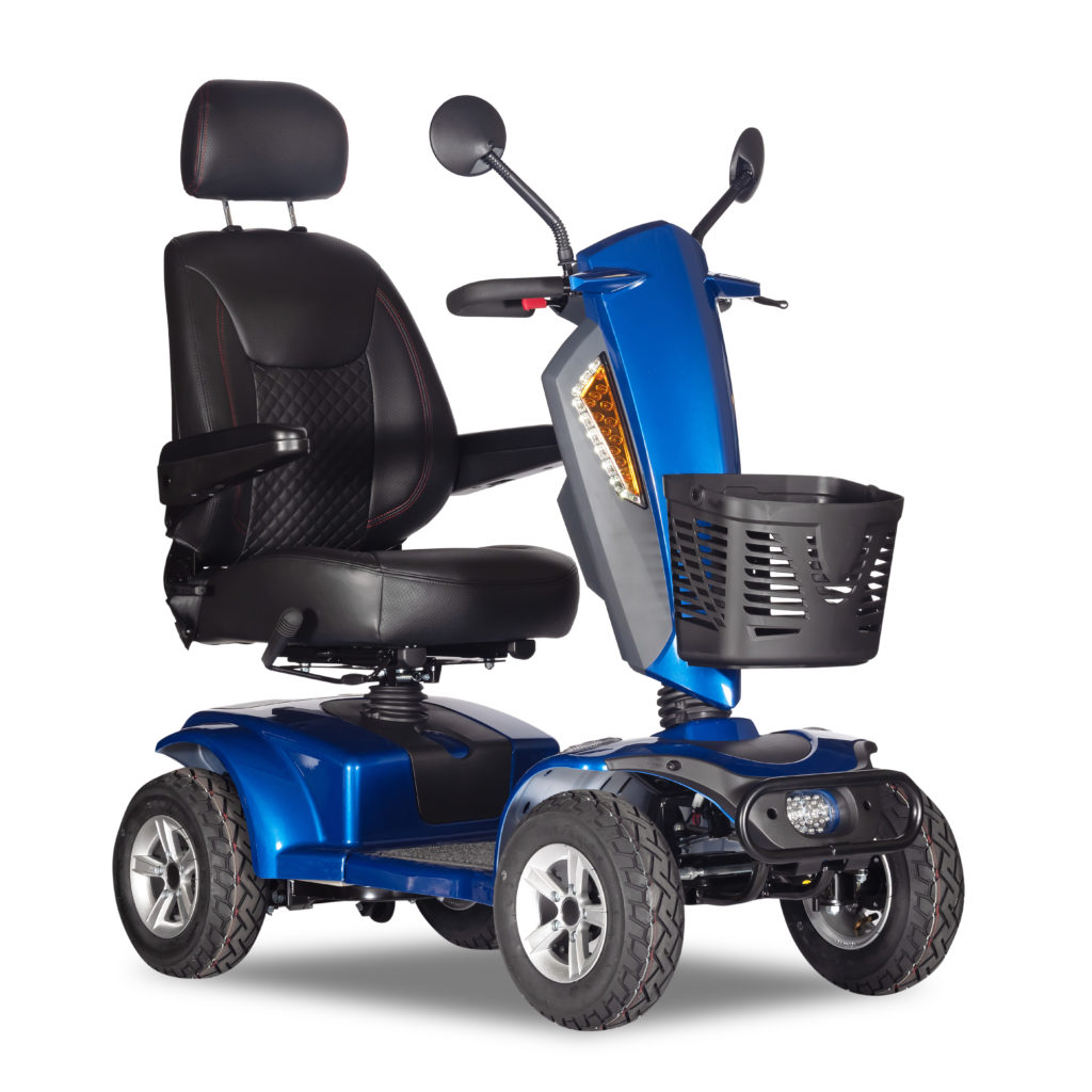 Heartway Mirage K Mobility Scooter PF6KS+
