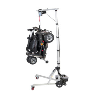 Portable Scooter/Wheelchair Hoist