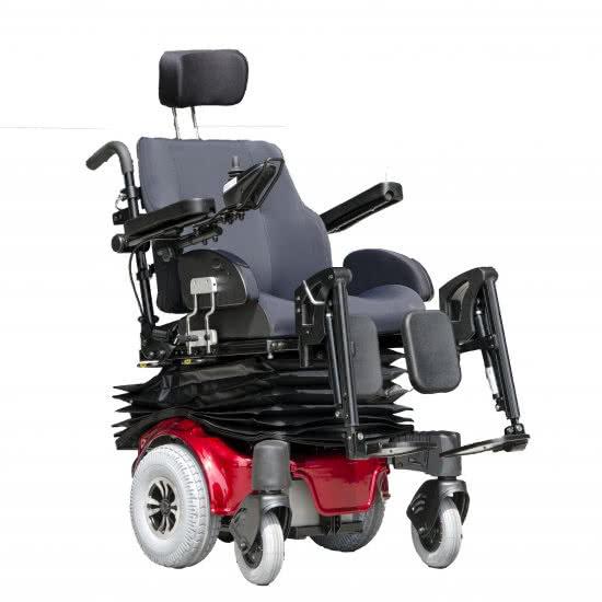 Heartway Allure Elevating Tilt-N-Space (HP6RTVE) Electric Wheelchair