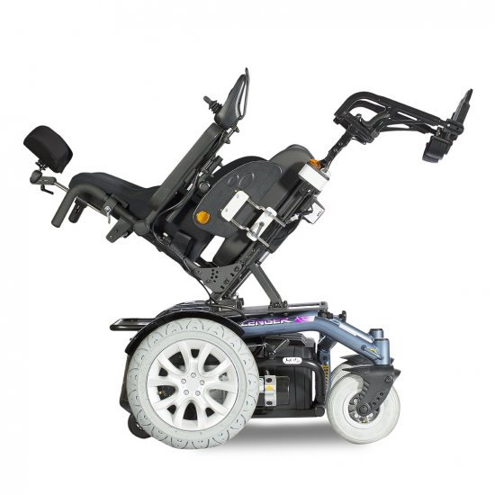 Heartway Challenger (P20RT) Tilt-N-Space Electric Wheelchair