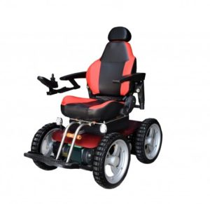 Observer Aussie Bush 4×4 All Terrain Electric Wheelchair