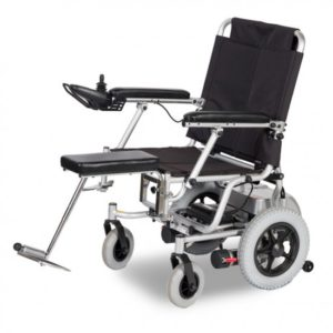 puzzle electric wheelchair