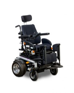 Heartway Sahara KX Elevating Tilt Electric Wheelchair