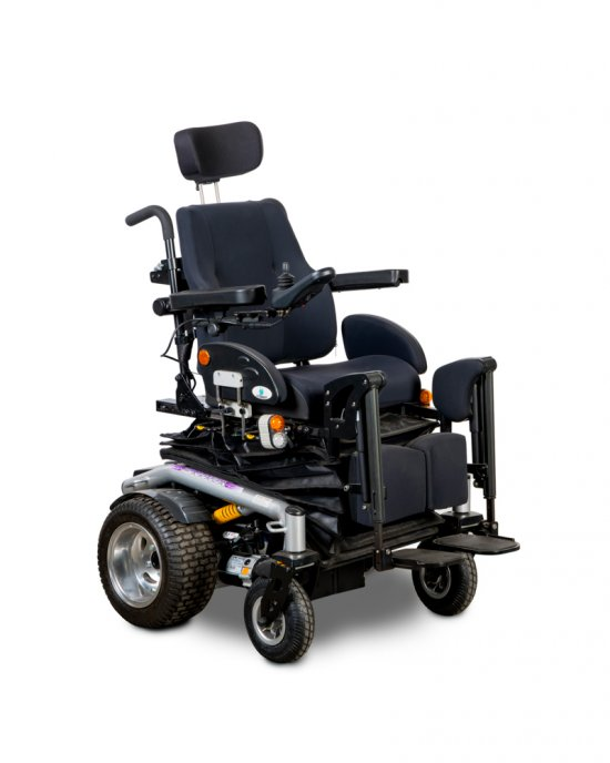 Heartway Sahara KX Elevating Tilt Electric Wheelchair