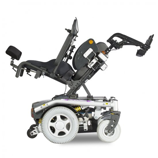 Heartway Sahara (HP7KRT) Tilt-N-Space Electric Wheelchair
