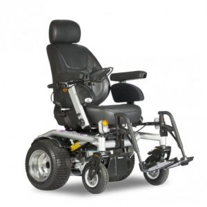 Heartway Sahara KX (HP7KX) Captain Seating Semi All Terrain Electric Wheelchair