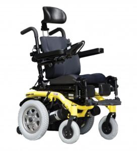 Heartway Fantasy Children's Paediatric Electric Wheelchair (P17RT)