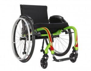 HW5A Manual Wheelchair (Sports Model) – Aluminium
