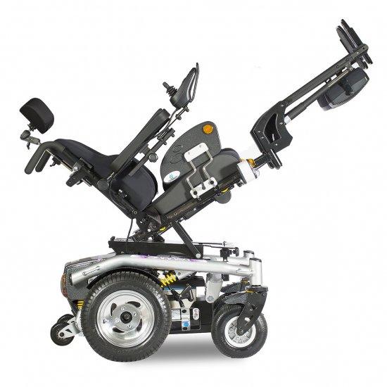 Heartway Sahara KX (HP7KXRT) Tilt-N-Space Electric Wheelchair