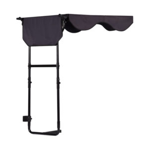 scooter canopy open