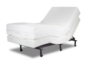 Therapeutic Gel Adjustable Bed