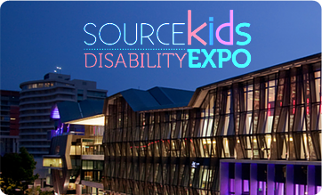 Our time at the Source for Kids Expo