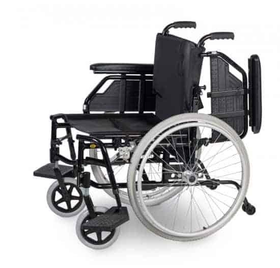 H8H-Manual-Wheelchair