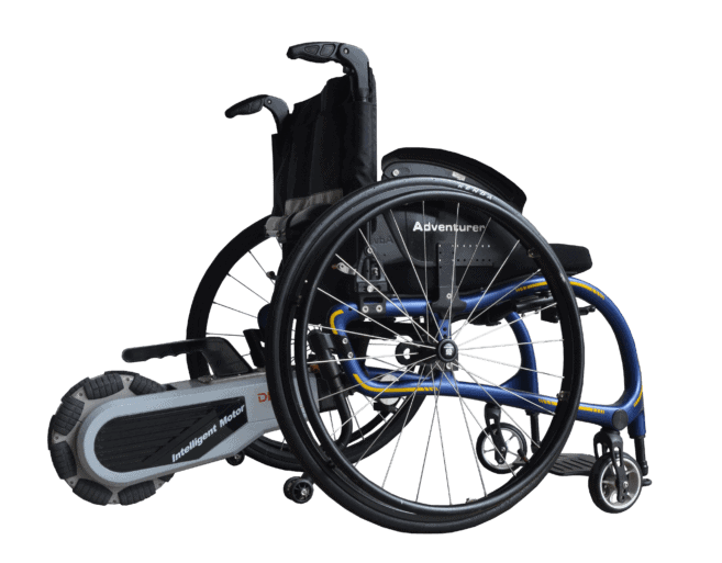 InMotor – Manual Wheelchair Attachment