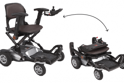 CHASE: The Brand New HYBRID Wheelchair