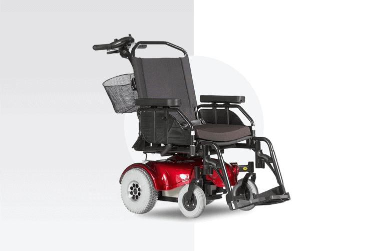 Find Wheelchair