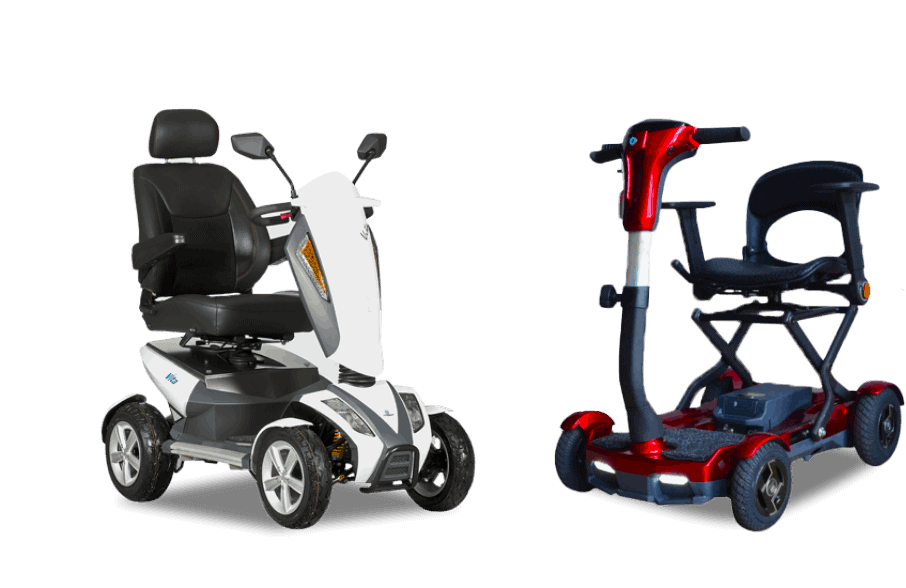 image mobility scooter